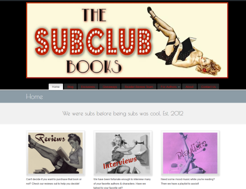 The Sub Club Books