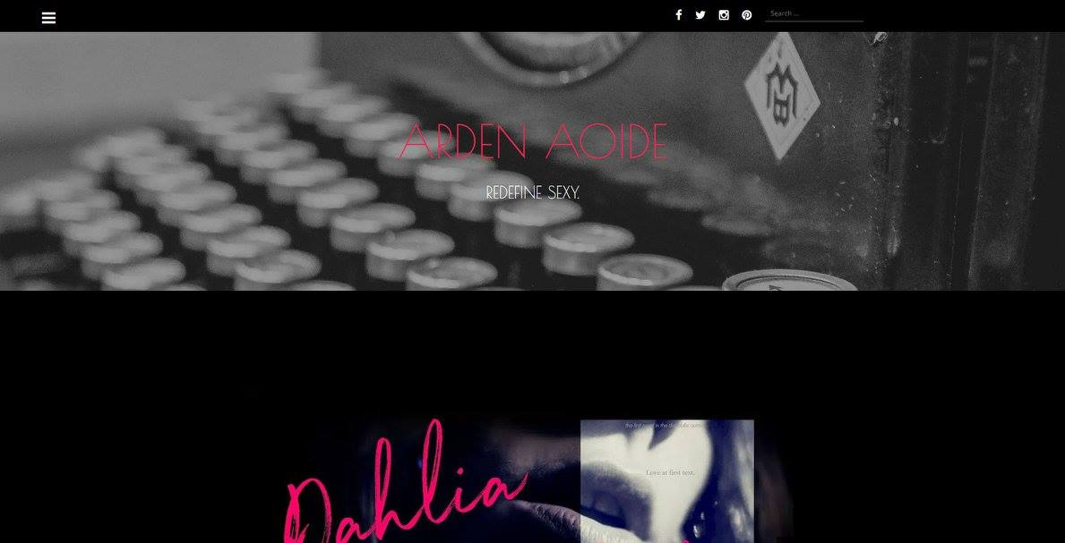 Arden Aoide author