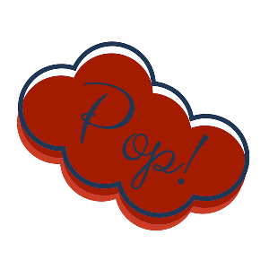 Christy Makes It Pop! Logo