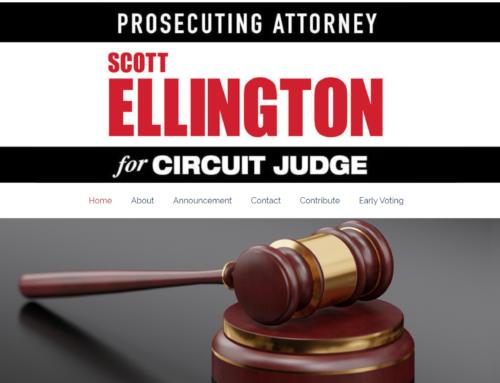 Scott Ellington for Circuit Judge